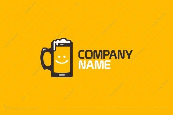 Logo for sale: Cool Beer Logo