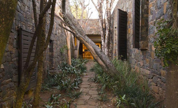 Hidden Architecture: Coromandel Estate Manor House