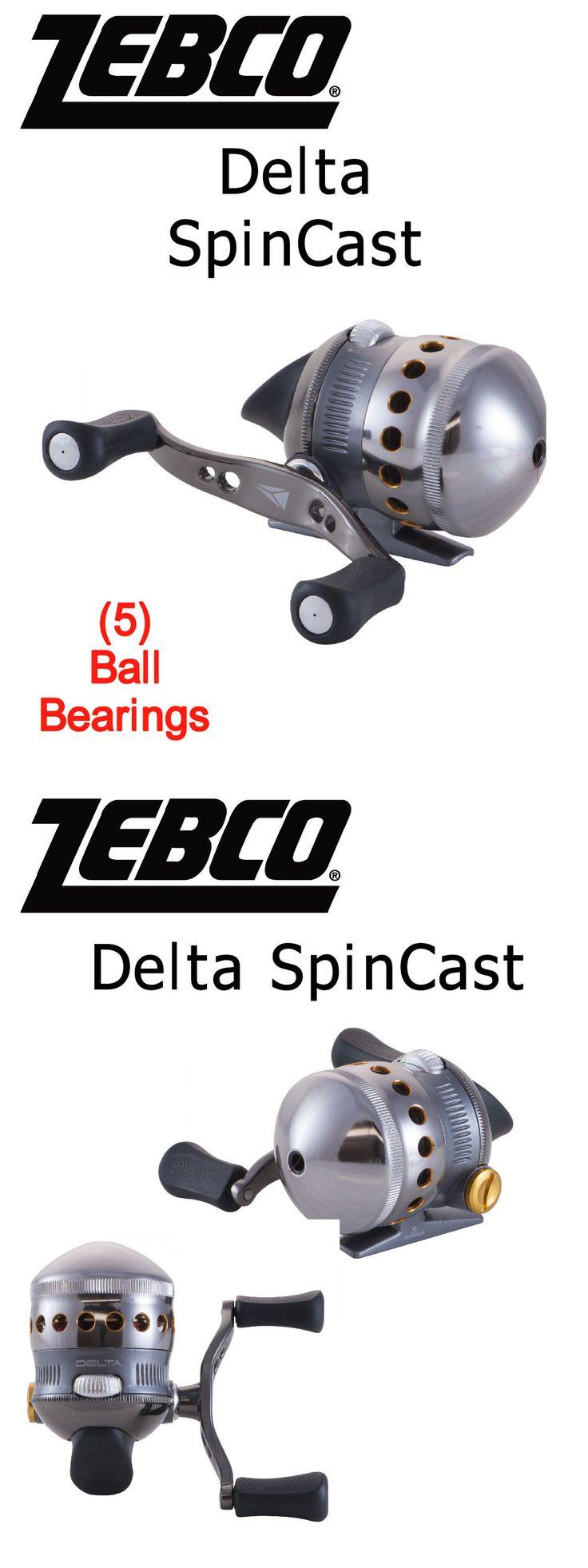 Spincasting Reels 108154: Zebco * Delta * Spincast Reel * Zd3 * (Size 3) -> BUY IT NOW ONLY: $47.95 on eBay!