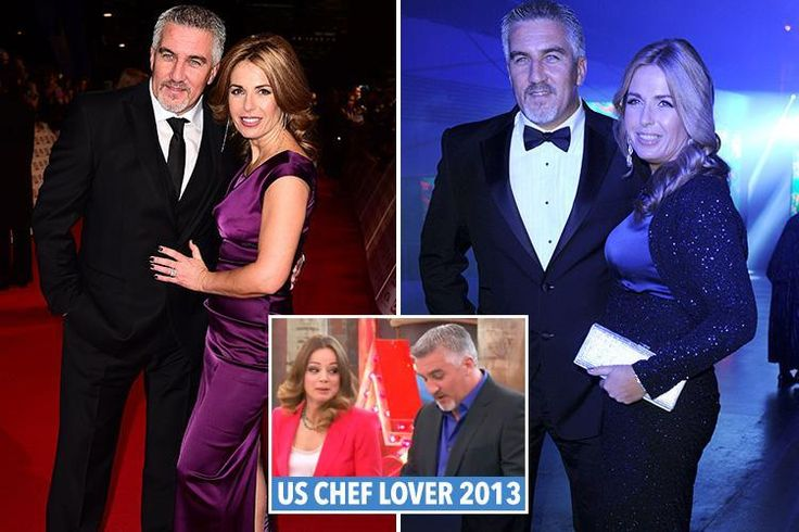 Paul Hollywood and wife Alex split after 20 years of marriage