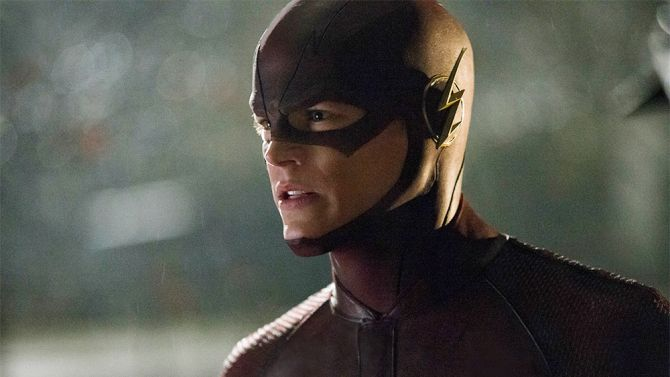 """The premiere of """"The Flash"""" had CW's best premiere since 2009 and their best Tuesday night ratings in seven years, per Variety."""