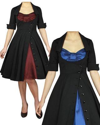 "Blueberry Hill ""Tatum"" dress-plus sizes."