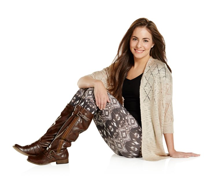 The Riding Boot - be a trend setter this fall in this classic look. #BurkesOutlet