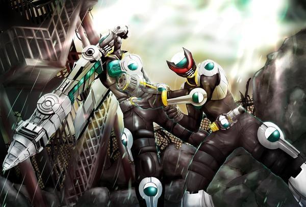 Kamen Rider :Birth : by takkynoko