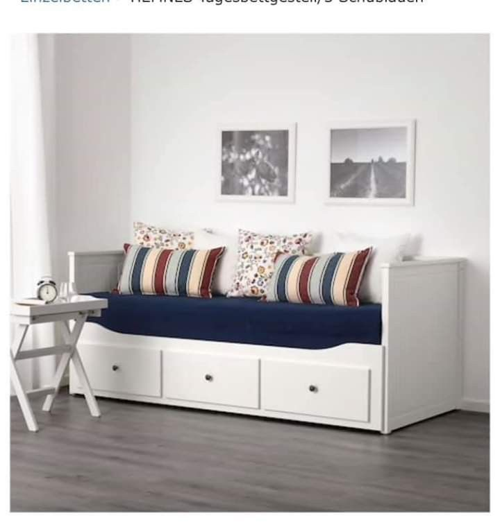 Pin By Uschi Baumbach On Ablagespeicher Ikea Hemnes Daybed Day Bed Frame Hemnes Day Bed