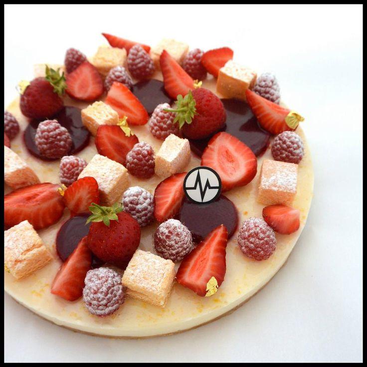 """#Fantastik """"Rosé Pamplemousse"""" à déguster sans modération!(Fruits rouges, Pamplemousse, sans alcool)#MichalakTakeAway"""