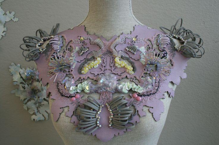 Amy Fox textiles, Loughborough University Degree show 2013