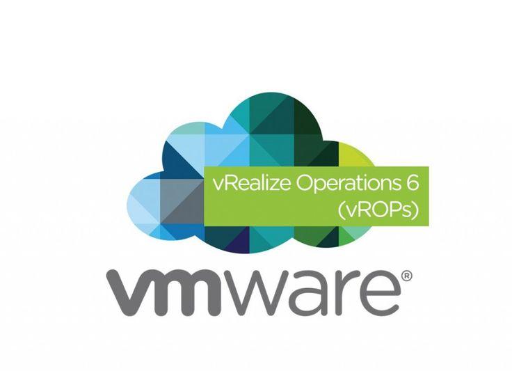 VMware vRealize Operations (vROPs) versi 6 Cluster Overview, Cluster Konfigurasi
