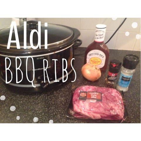 Wishes do come true...: Crockpot BBQ Ribs