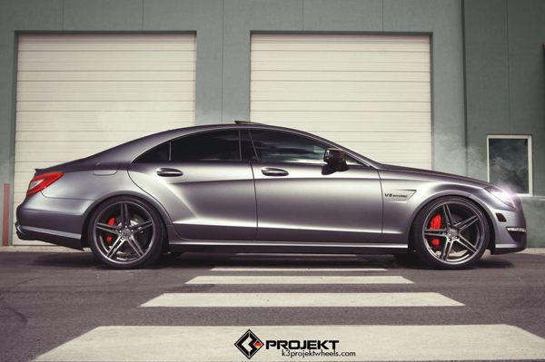 Mercedes-Benz CLS 63 AMG!!! In LOVE