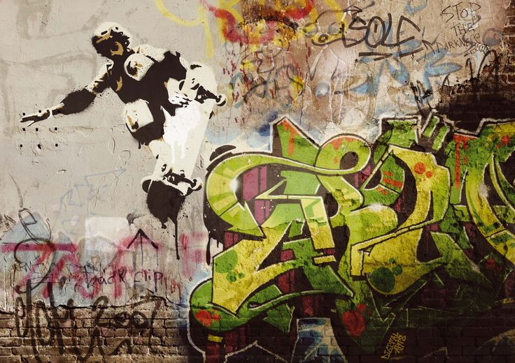 Photoshop expert Mark Mayers shows how to put digital graffiti on a photo of a wall in Photoshop.
