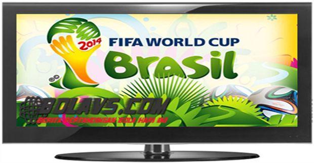 Streaming Online TvOne Piala Dunia 13 Juni 2014 | Hasil Prediksi Bola - Jadwal Bola Hari ini | Bolavs.com