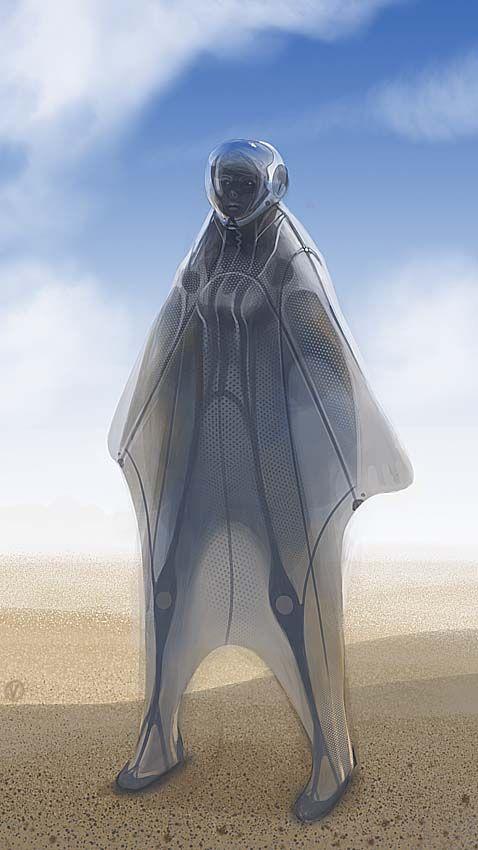scifi wingsuit - Google Search