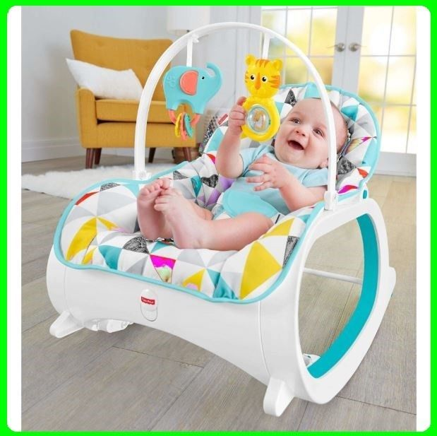 Fisher Price Infant To Toddler Rocker Windmill New Baby Bouncer Chair Seat Unbranded Baby Chair Fisher Price Baby Baby Rocker