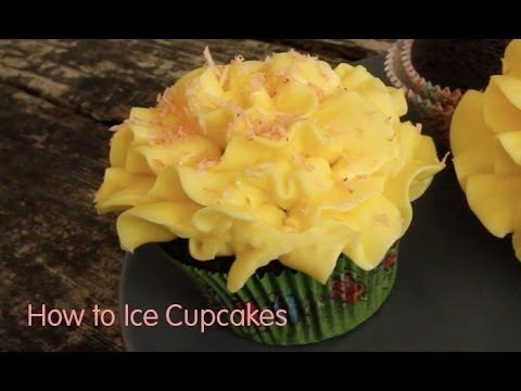 How to Ice Cupcakes: Quick Tutorial | Kitchen Explorers | PBS Parents