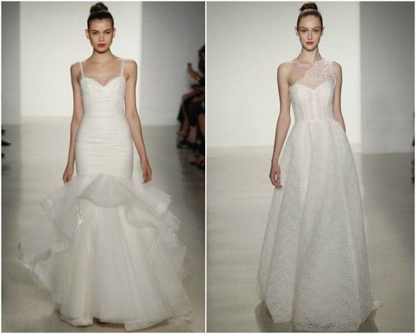 vestido noiva ny bridal week - Amsale
