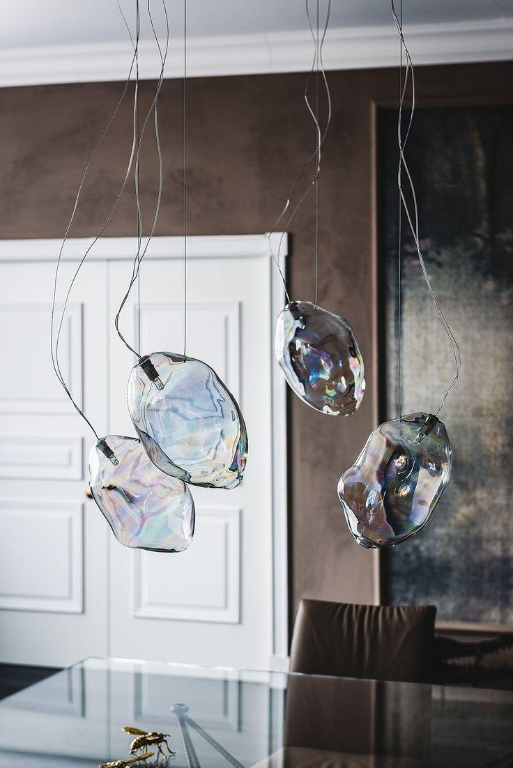 612 best lighting obsession images on pinterest light design cattelan italia cloud pendant light by oriano favaretto chaplins