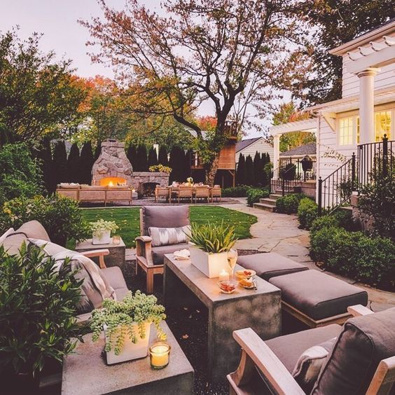 Small Backyard Ideas For Entertaining: 29 Best Outdoor Living Space Ideas Images On Pinterest