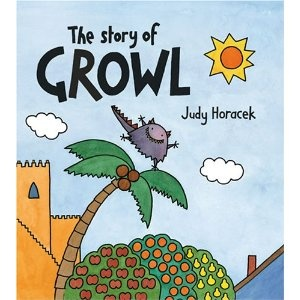 The Story of Growl --ADORABLE kids book