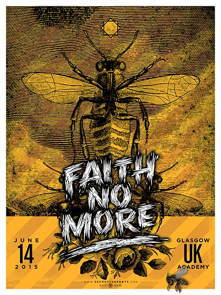 Faith No More - Bobby Dixon - 2015 ----