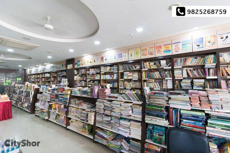 your next stop for refreshing ur mind with never ending collection. Address: Gurjar Sahitya Prakashan, 102 Landmark building, Next to the Titanium City Center, Above Sbi bank, Anandnagar , Prahladnagar. Contact- 26934340, 9825268759 #Books #GurjarSahityaPrakashan #CityShorAhmedabad