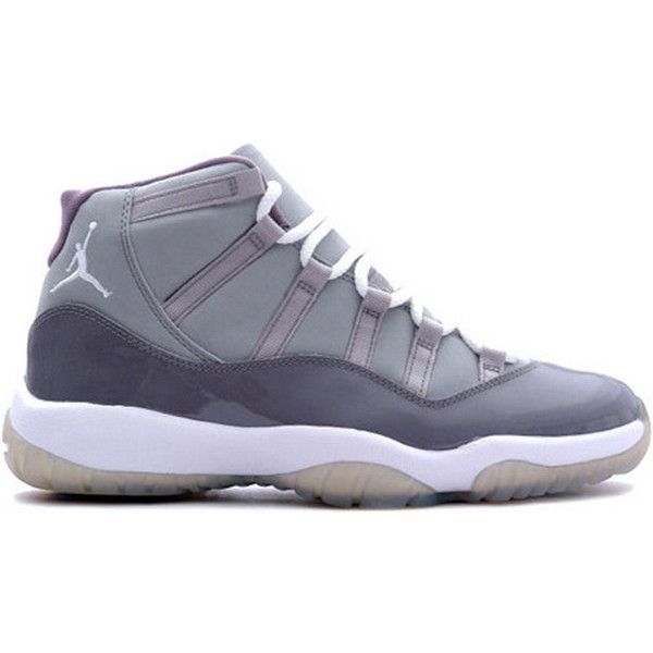 378037 001 Nike Air Jordan Retro 11 XI Cool Grey Medium Grey Whicheap nike air max 2017nike roshe two flyknit Online Retailer