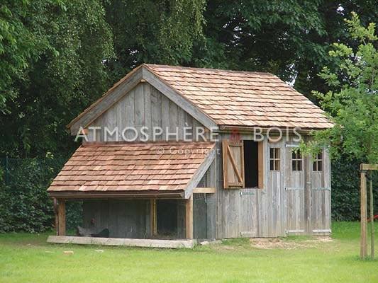 cabane en bois genval