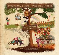 Muzyczny elementarz dla dzieci: Cztery pory roku - Various Artists