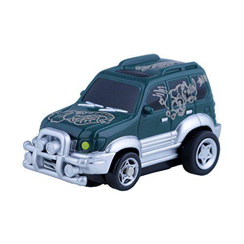 Tech Toyz BatteryOperated Kids Puzzle Vehicle Car  Zoo SUV * BEST VALUE BUY on Amazon