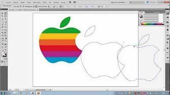 Como Vectorizar una Imagen en illustrator - YouTube