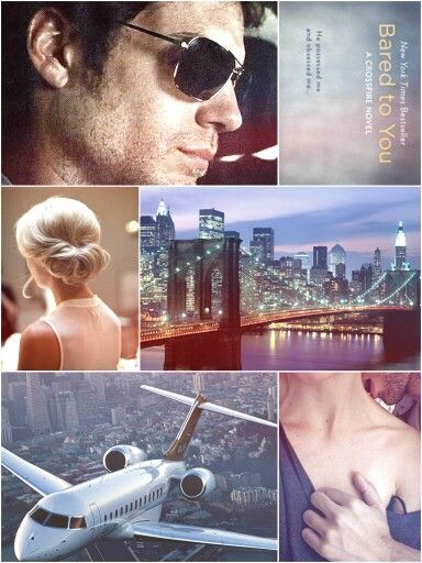 Bared to You by Sylvia Day... Eva And Gideon.... Crossfire Series