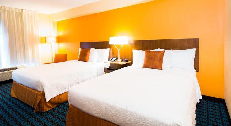 $1.756 Este hotel de Orlando se encuentra cerca del centro de convenciones del condado de Orange.