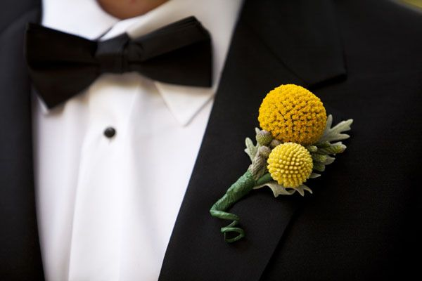 Wedding Color Yellow - Yellow Wedding Ideas | Wedding Planning, Ideas & Etiquette | Bridal Guide Magazine