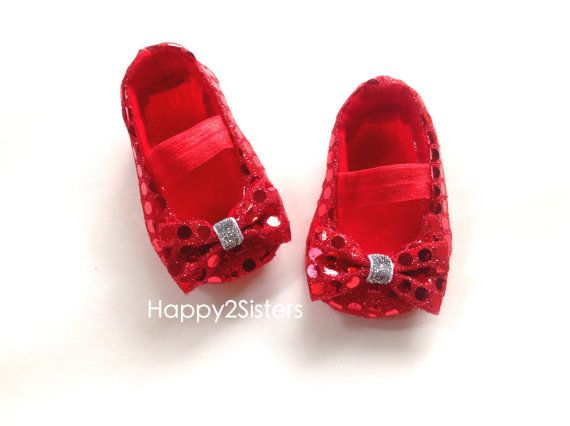 Hey, I found this really awesome Etsy listing at https://www.etsy.com/listing/162840754/wizard-of-oz-baby-shoes-baby-girl-shoes