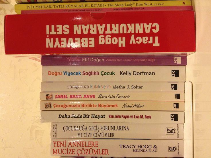Bir Annenin Kitaplığı | LeGa-Be-Be http://legabebe.com/bir-annenin-kitapligi/