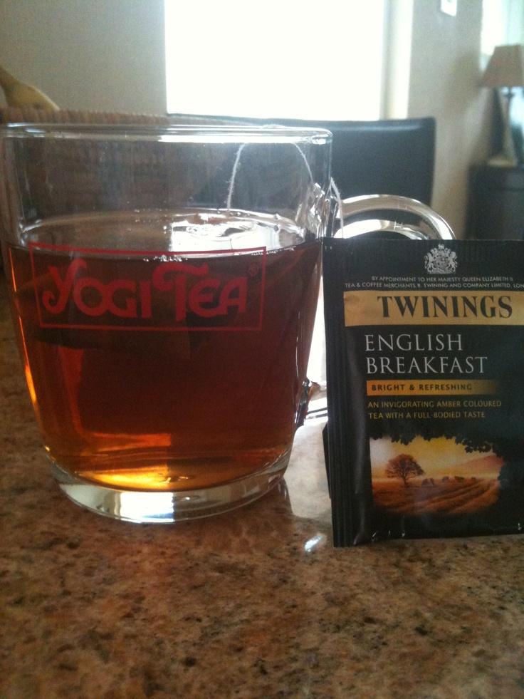 Plain old tea