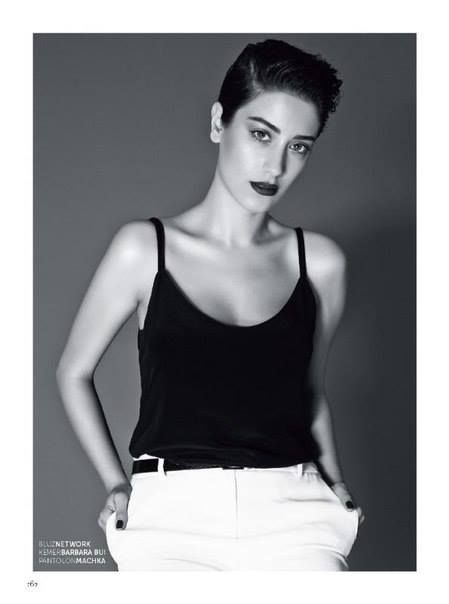 Hazal Kaya - Bestyle Magazine Pictorial [Turkey] (April 2015)