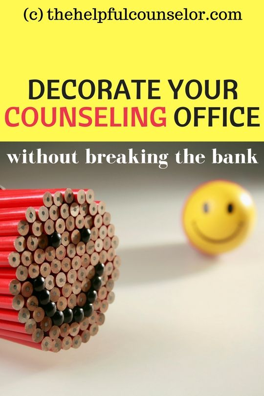 Need to decorate your counseling office but are tight on funds? Click through to check out how I use Dollar Store items as an elementary counselor!
