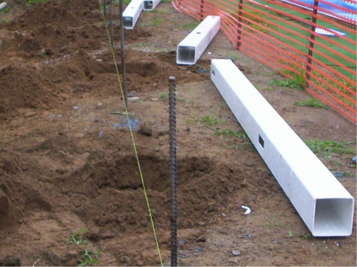 How to Remove Fence Post Concrete Footing without Digging