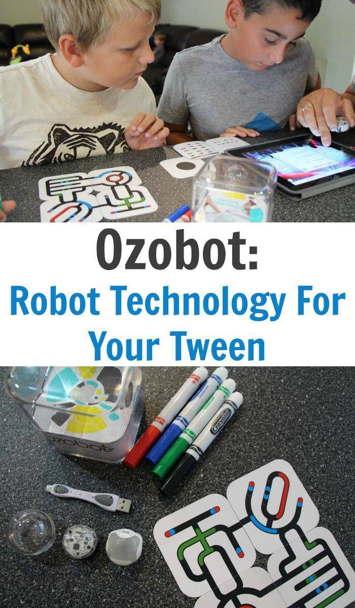 Ozobot: The perfect little robot for your tween. Check out one from Augusta County Library. Great STEM activity! Part of WPL's Discover  Tech programming.