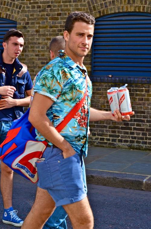 StreetStyle Carnaval Notting Hill for L'Officiel Paris