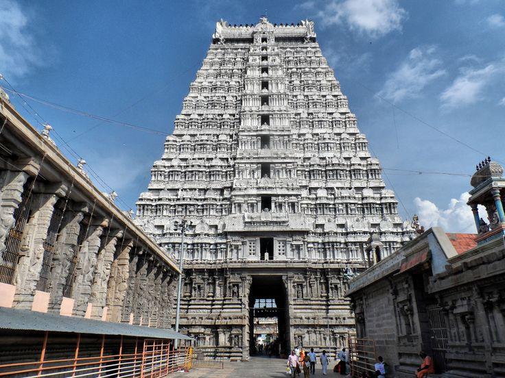 Annamalaiyar Temple, Thiruvannamalai, Tamil Nadu, India - Flickr - Photo…