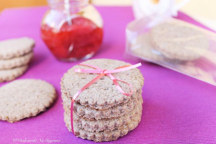 Biscuiti Dietetici cu Fibre (fara zahar, fara gluten, fara unt, 100% sanatosi)
