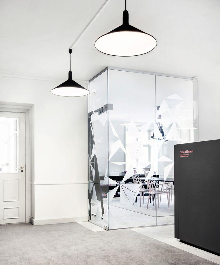 Danish Design Studio HelleFlou Has Redesigned The Headquarters Of Fashion And Textile Association Dansk Mode Textil Kopenhagen Fur