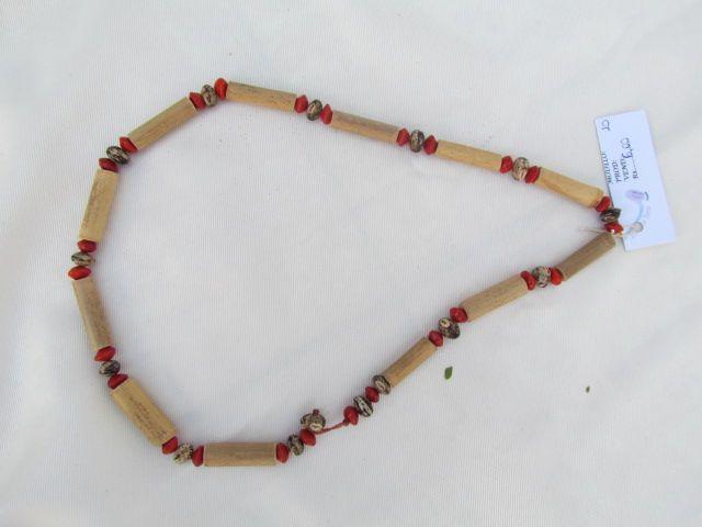 MODELO 10 - COLAR MASCULINO PAU BRASIL E BAMBU = R$ 24,00, confeccionado com bambu e sementes de pau-brasil e açaí. JOIAS EM SINTONIA COM A NATUREZA, para presentear, revender ou simplesmente ficar de sempre linda, em sintonia com a natureza e contribuindo com a sustentabilidade do povo Brasileiro. Acesse o blog: biojoiasrioclaro.... ou www.facebook.com/, ou www.elo7.com.br/.... Temos Produtos para Exportação a Partir de R $ 10,00.