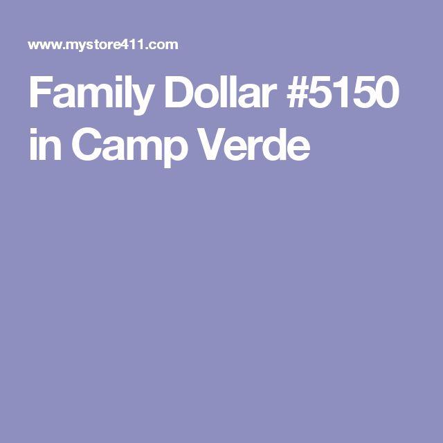 Family Dollar #5150 in Camp Verde