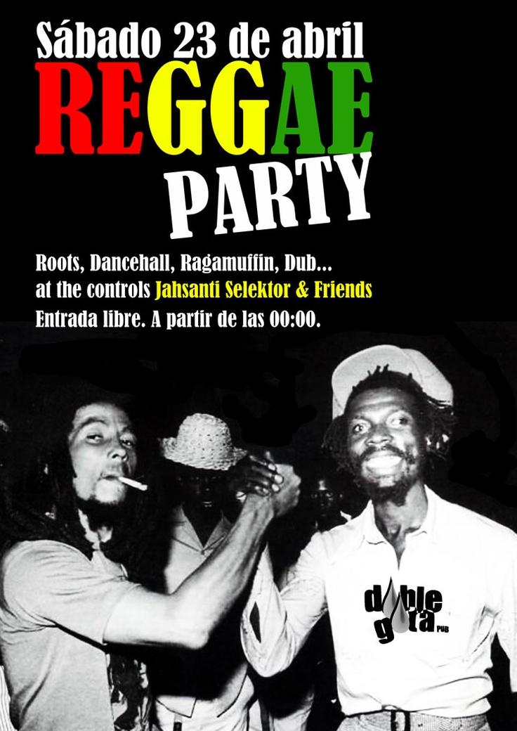 Reggae Party @DobleGota