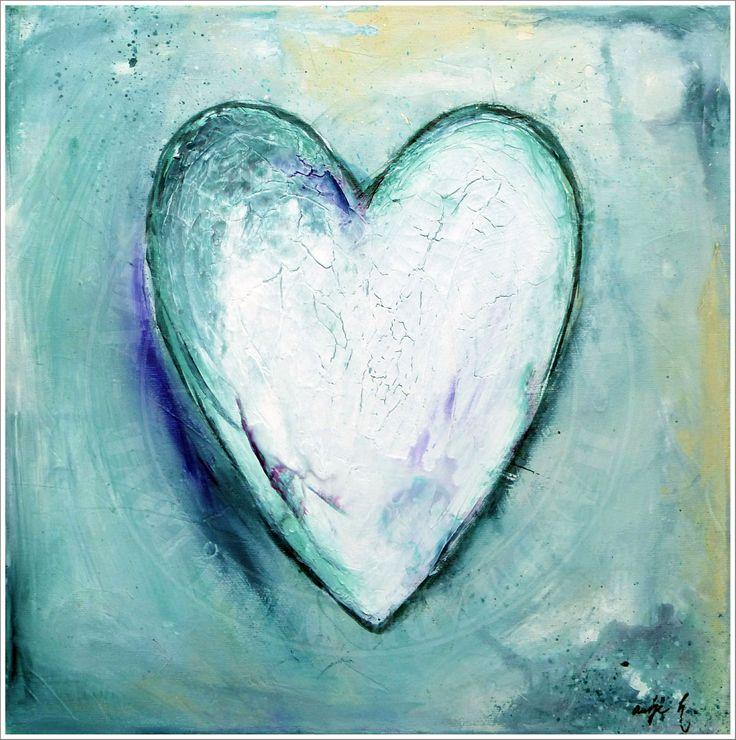 """heart of daydream"" acrylic on canvas"