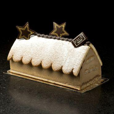 Bûches de Noël : les plus belles créations de l'année 2012