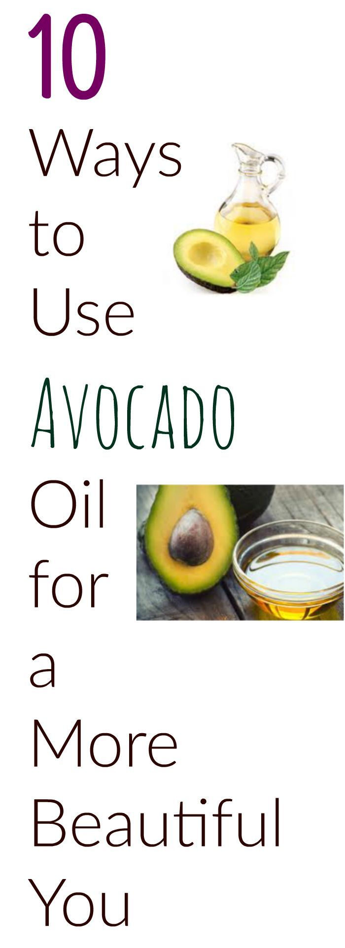 Avocado oil is the new coconut oil of beauty